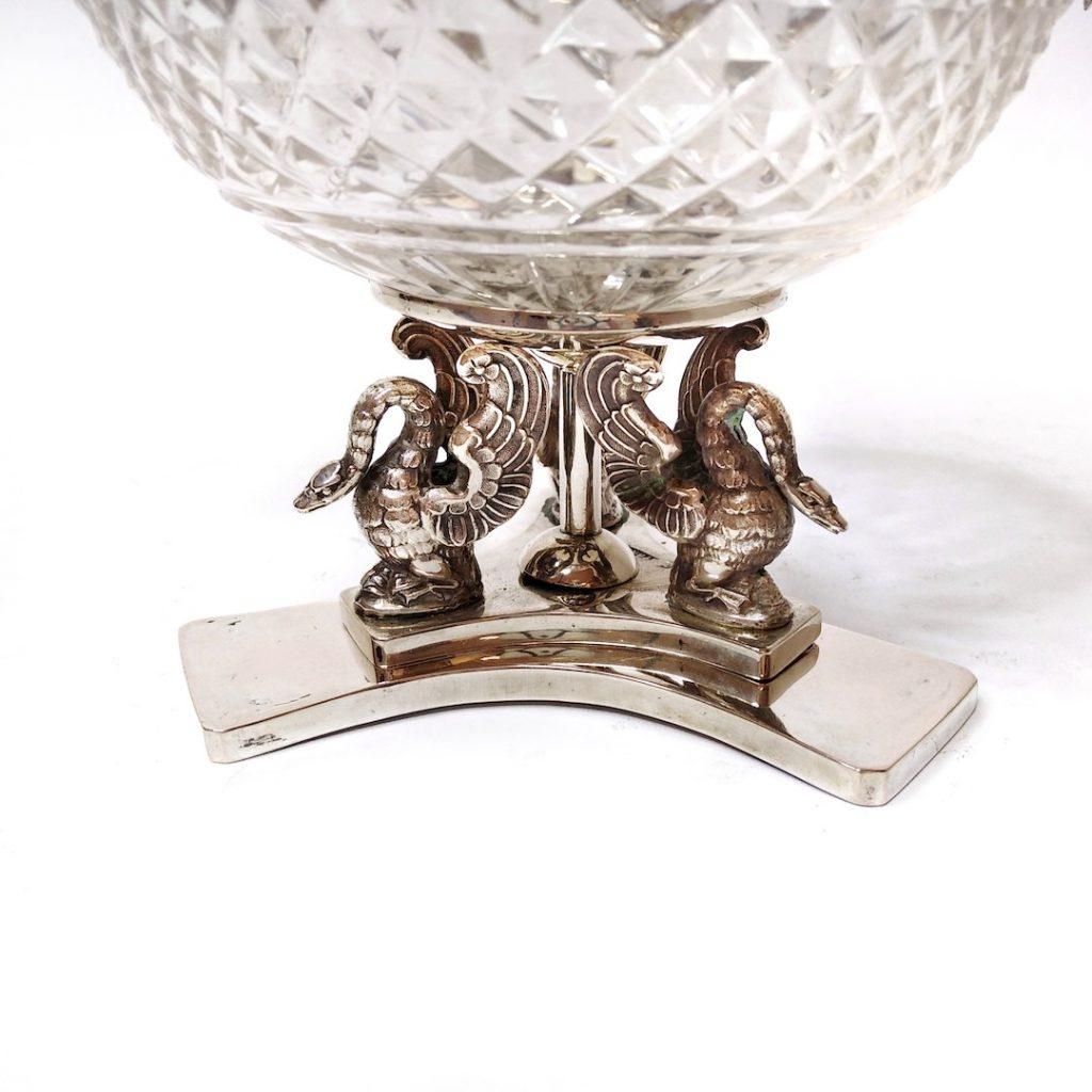 Kristallglas um 1820 - Österreich.